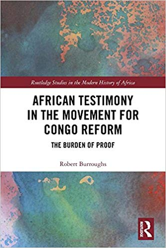 Cover image for African Testimony