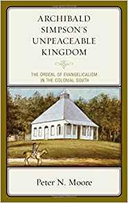 Archibald Simpson's Unpeaceable Kingdom cover image