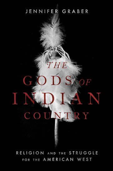Cover image for Gods of Indian Country
