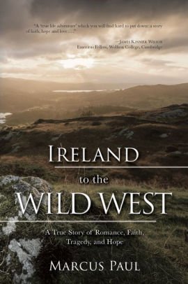 Cover image for Ireland to the Wild West