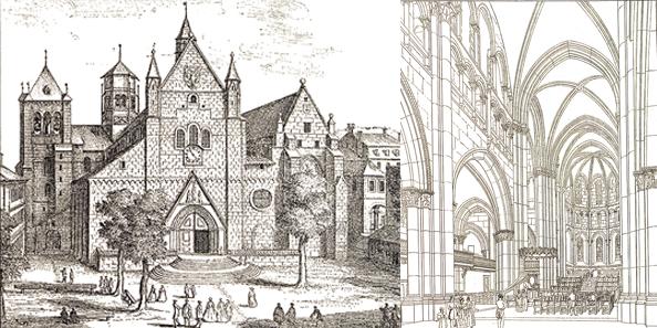 John Calvin S Geneva Coloring Pages Presbyterian Historical Society