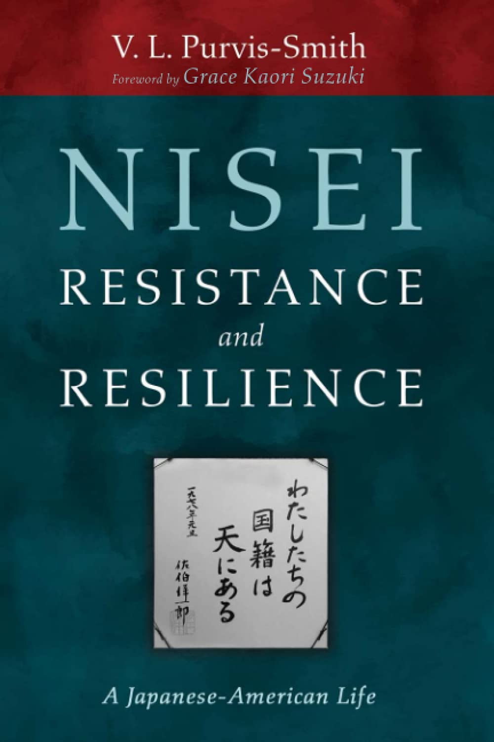 Cover image for Nisei Resistance and Resilience