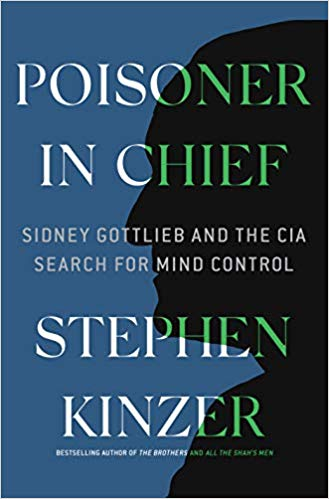 Cover image for Poisoner in Chief
