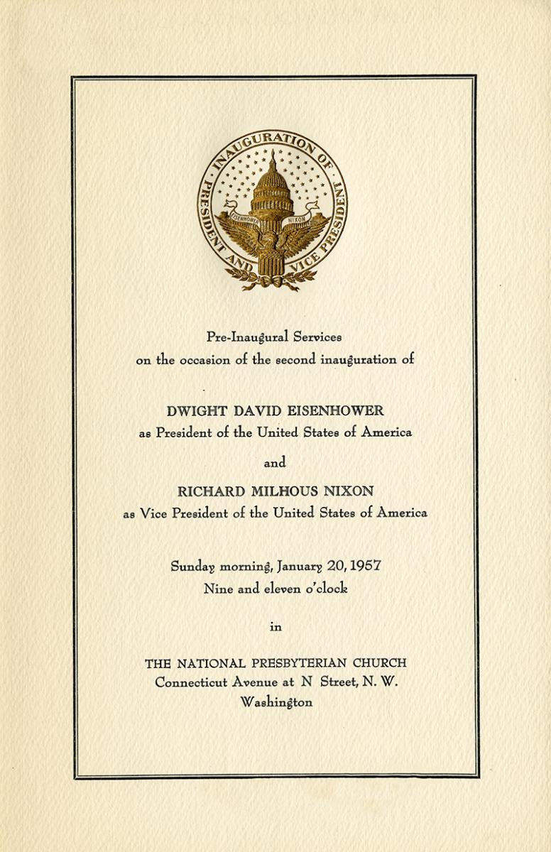 Eisenhower: Peace and Presbyterianism | Presbyterian Historical Society