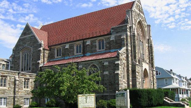 Prospect Park Pa >> 1889 Olivet Presbyterian Church Prospect Park Pa