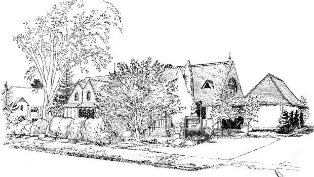 1895: Swarthmore Presbyterian Church, Swarthmore, PA